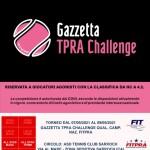 gazzetta tpra challenge SARROCH